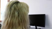 KADIN SIĞINMA - Eşinden Şiddet Gördüğünü İddia Eden Kadın Şikayette Bulundu