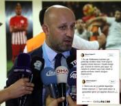YILDIZ FUTBOLCU - Feghouli'den Cenk Ergün'e veda