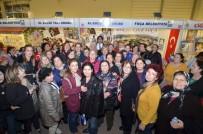 KÜLTÜRPARK - Foçalı Kadınlar İçin 'Elinize Sağlık' Etkinliği