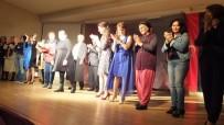 KAYALı - Hiç Tiyatro Eğitimi Almamış Kadınlar Yazdı Ve Oynadı