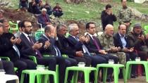 AHMET ADANUR - İçişleri Bakan Yardımcısı Ersoy Şırnak'ta