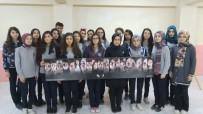 KAYABAŞı - Kadına Şiddeti Makyajlı Fotoğraflarıyla Sergilediler