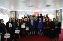 İSMAIL GÜNEŞ - Kadınlar Belediyenin Programında Bir Araya Geldi