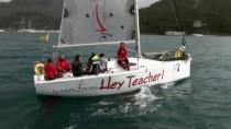 GÖCEK - Kadınlar Günü Kupası Yelken Yarışı