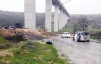 YARALI KADIN - Kadınlar Gününde, Lüks Araçta Kadını Vurup İntihara Kalkıştı