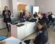 İŞ GÜVENLİĞİ UZMANI - Kartepe Belediyesi'nden Kadınlara İş Güvenliği Eğitimi