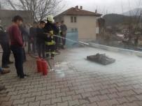 SÖNDÜRME TÜPÜ - Kastamonu'da Sivil Savunma Tatbikatı Yapıldı