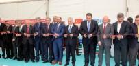 SÜLEYMAN KAMÇI - Kayseri Tarım Fuarı Ve Akraba Toplulukları Tarım Fuarı Açıldı
