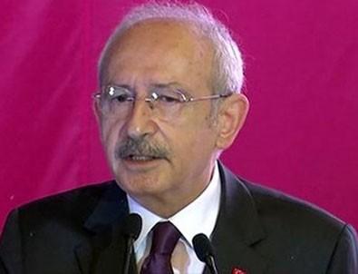 Kılıçdaroğlu'dan siyasi partilere cinsiyet kotası çağrısı