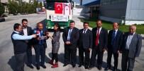ARAP BİRLİĞİ - KKTC'den Afrin'e bin 974 kilo hellim