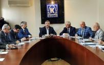 MEHMET ZENGIN - Konya'da Sürdürülebilir Su Yönetimi Çalıştayı İçin Hazırlıklar Tamamlandı