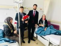 HASTA HAKLARI - Lapseki'de Kadın Hastalar Unutulmadı
