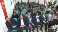 YEŞİLAY HAFTASI - Malazgirt'te Yeşilay Haftası Etkinlikleri