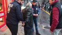 YANKESİCİLİK VE DOLANDIRICILIK BÜRO AMİRLİĞİ - Market Hırsızı Kıskıvrak Yakalandı