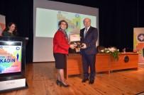 BOĞAZIÇI ÜNIVERSITESI - Marmara Üniversitesi'nde 'Yönetimde Kadın' Konulu Bir Sempozyum Düzenlendi