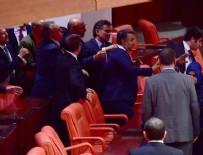 İBRAHIM AYDEMIR - Meclis'te HDP'lilerden skandal Afrin sözleri!