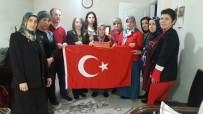 EVLAT ACISI - MHP Kadın Kolları Şehit Annelerini Ziyaret Etti