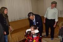 KADER - Minik Kader Artık Yürüteç Yardımıyla Yürüyebilecek