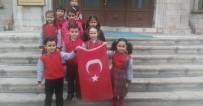 TÜRK ORDUSU - Minik Öğrencilerden Mehmetçiğe Destek