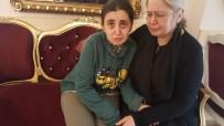 ENGELLİ KIZ - Modacı Sinem Yalçın'ın Engelli Kız Kardeşi Kuaförde Darp Edildi