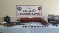 OKSİJEN TÜPÜ - Muğla Ve Denizli'de Hırsızlık Operasyonu