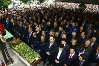 HASAN KARAHAN - Mustafa Yüksel Son Yolculuğuna Uğurlandı