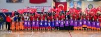 BÜLENT KERIMOĞLU - Necati Ateş Ve Gökhan Zan Kadınlar Günü'nü Kutladı