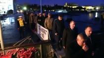 ADALET KOMİSYONU - 'Nusret' 103 Yıl Sonra Aynı Rotada