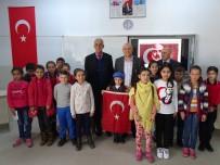 RAMAZAN ÇAKıR - Öğrenciler İstiklal Marşı'nı En Güzel Okumak İçin Yarıştılar