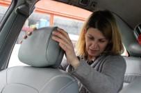 İŞ KADINI - Erkeklerin Otomobiline Kadın Eli Değdi...