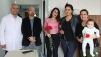 HASTA YAKINI - Park Hospital Hastanesi Bayan Hasta Ve Çalışanlarının Kadınlar Gününü Kutladı