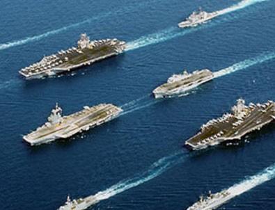 Pentagon'da '6. filo' iddialarına yalanlama