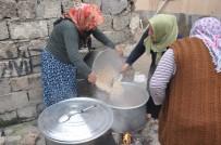 DÖVME - Reyhanlı'da Mahalle Sakinlerinden Mehmetçik'e Ev Yemeği