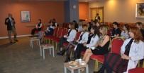 KADIN HASTALIKLARI - Sağlıkçılar '8 Mart Dünya Kadınlar Günü'nü Kutladı