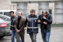 19 MAYıS - Samsun'da 2 İş Yerini Soyan Hırsızlar Yakalandı