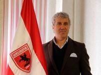 BESIM DURMUŞ - Samsunspor Besim Durmuş İle Sözleşme İmzaladı