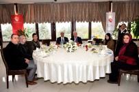 MUSTAFA YıLDıRıM - Şehit Ve Gazi Aileleri Unutulmadı