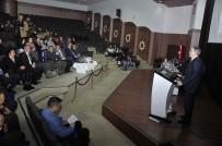 KÖK HÜCRE TEDAVİSİ - Selçuk'ta Kök Hücre Bölge Toplantıları Yapıldı