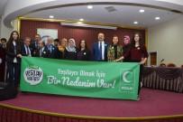 AKCİĞER KANSERİ - Selçuk'tan Yeşilay Haftası Etkinliği