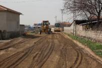 SINDELHÖYÜK - Sildelhöyük Ve Kızık Mahallelerinde Çalışmalar Sürüyor