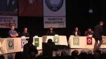 KADIN VOLEYBOL TAKIMI - 'Sporda Şiddet Ve Tribün Terörü' Paneli