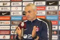 RıZA ÇALıMBAY - 'Tek Hedefim Trabzonspor'u Avrupa Kupalarına Taşımak'