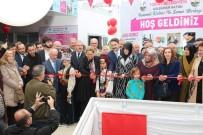 SANAT ATÖLYESİ - Tokat'ta Her Yıl 10 Bin Kadın Belediyeden Kurs Alıyor