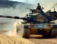 TSK'dan terör örgütlerine Afrin'de büyük darbe!