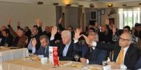 HÜSEYIN TÜRK - TSYD'de Yeni Başkan Ahmet Kurtul Çakın