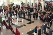 VAHDETTIN ÖZKAN - Türk Kadınlar Birliliği'nden Kadınlar Gününe Özel Sergi