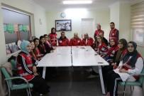 GENÇ KADIN - Türk Kızılayı Kadınları Unutmadı