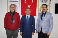 DÜNYA BASINI - Türkiye Gazeteciler Federasyonu Başkanı Yılmaz Karaca, 'BİK Suçüstü Yakalandı'