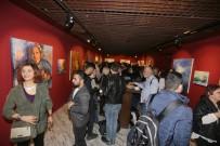 RESSAM - Uluslararası Kadın Sanatçılar Çalıştayı Sergisi Açıldı
