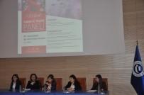 SALIM DEMIR - Uşak Üniversitesi'nde 'Kadın Ve Yaşam Paneli' Gerçekleşti